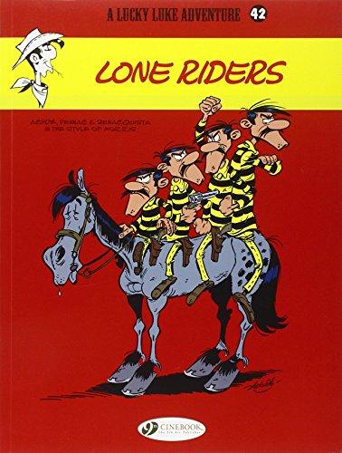 Lucky Luke - tome 42 Lone Riders (42)