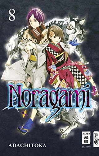Noragami 08 (German Edition)