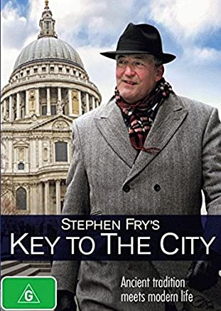 Stephen Fry's Key to the City DVD