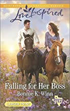 Falling for Her Boss (Rosewood, Texas) by Bonnie K. Winn (2015-06-16)