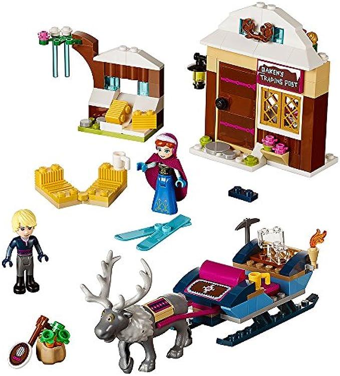 LEGO Disney 41066 Frozen Anna & Kristoff's Sleigh Adventure