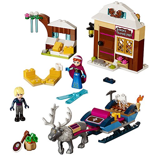 LEGO l Disney Frozen Anna & Kristoff's Sleigh Adventure 41066 Disney Toy