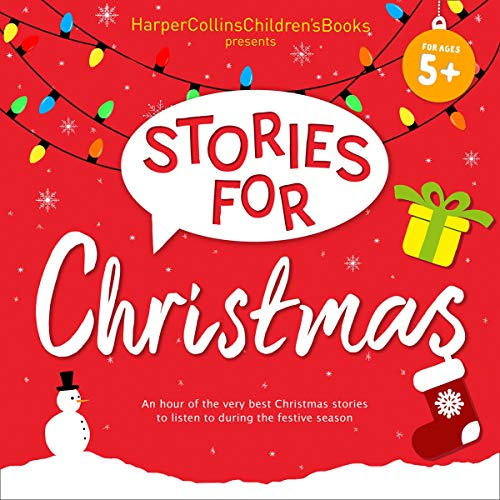 HarperCollins Children's Books Presents: Christmas Stories for Children audiobook cover art