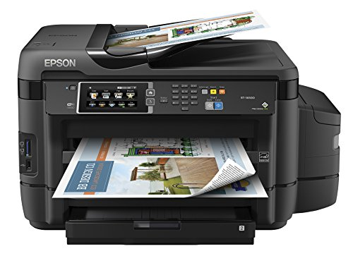 Epson ET-16500 EcoTank Wireless Wide format Color All-in-One Supertank Printer, Scanner, Fax & Ethernet