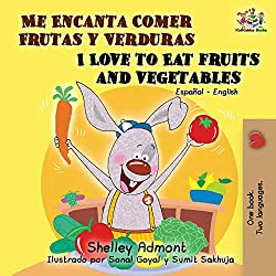 「I LOVE TO EAT FRUITS AND VEGETABLES」