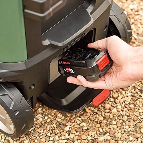 Bosch Akku Outdoor Reiniger Fontus – Wassertank & Akku - 6