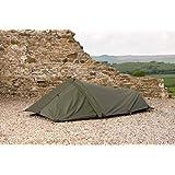 Snugpak(スナグパック) イオノスフィア オリーブ 1人用 ミリタリー テント 防風 耐水圧5000 おうちキャンプ 登山 ツーリング (日本正規品)