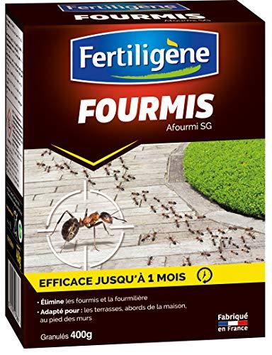 Fertiligène Anti Fourmis Granulés, 400 GR