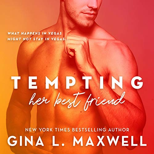 Tempting Her Best Friend audiobook cover art