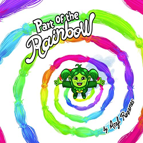 Part of the Rainbow audiobook cover art