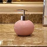 XCF Seifenspender - Seifenspender Flasche - Home Hotel Bad Spender Seifenspender - Mode Keramik...