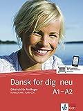 Dansk for dig neu (A1-A2): Dänisch für Anfänger. Kursbuch und 2 Audio-CDs (Dansk for dig neu / Dänisch für Anfänger)