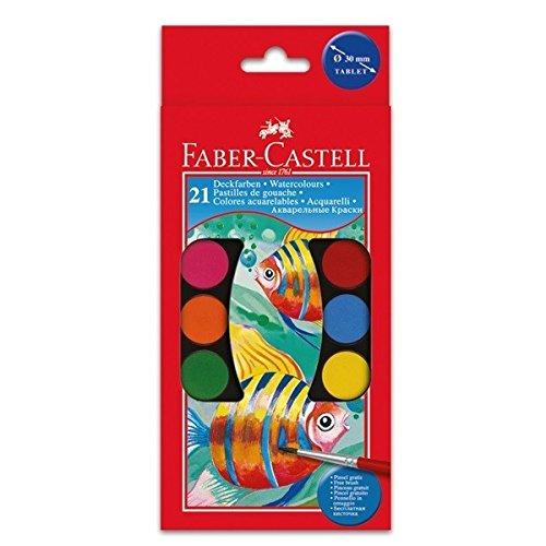 Faber-Castell 125021 pittura ad acqua