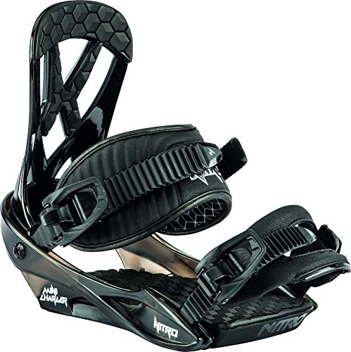 Nitro Snowboards Mini '20 All Mountain Support de Snowboard Unisexe pour garçon Noir Taille S
