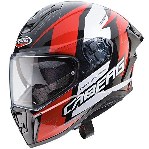 Caberg Drift Evo Speedster Motorcycle Helmet L Black Red White