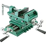"Best Grizzly Bench Vises - Grizzly Industrial G1064 - 4"" Cross-Sliding Vise Review"
