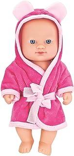 Bingo BabySoft Bokloz Doll - Pink
