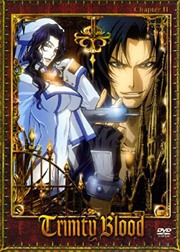Trinity Blood, Vol. 2 - Episoden 5-8