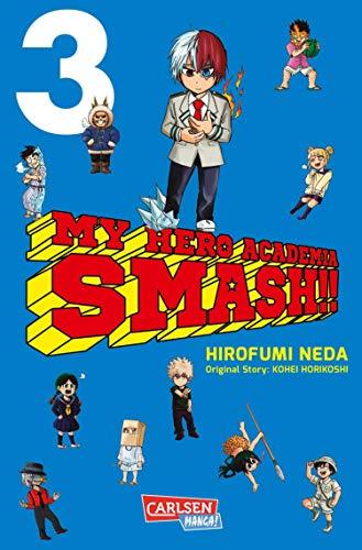 My Hero Academia Smash 3
