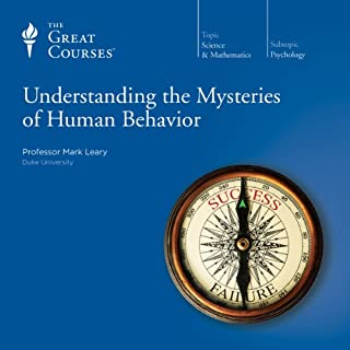 Understanding the Mysteries of Human Behavior cover art