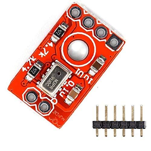TOOGOO MóDulo de Sensor de Altitud de PresióN de Temperatura Inteligente MPL3115A2