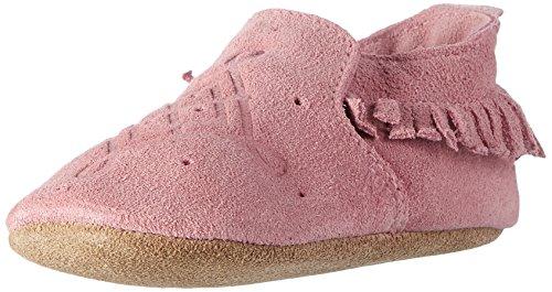 Bobux - Soft Soles - Suede Moccasin Rose - Chaussures Bébé - EU 20
