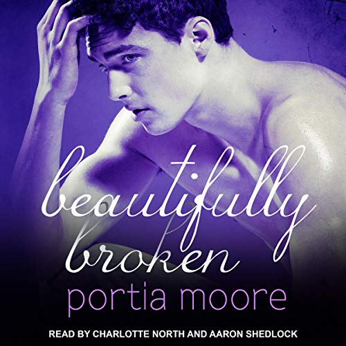 Beautifully Broken audiobook cover art