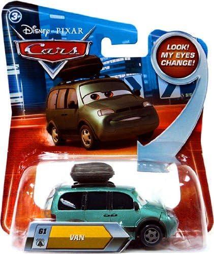 Disney Pixar CARS Movie 155 Die Cast Car with Lenticular Eyes Series 2 Van product image