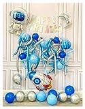 JSJJAER Globos 1 set de globos para decoración de cumpleaños para niños, kit de construcción para fiestas de vehículos, guirnalda de donas para fiestas de niña (color : tema de dinosaurio)