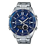 Casio Edifice Analog-Digital Blue Dial Men's Watch-EFV-C100D-2AVDF (EX440)
