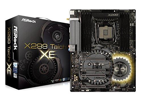 ASRock Intel X299 チップセット搭載 ATX マザーボード X299 Taichi XE