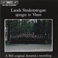 Lunds Studentsangare Sjunger I by BERG ALFRED / HEDAR JOSEF / JO (1994-09-22)