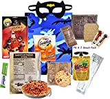 KIDS MRE (for a BOY) Full Meal Several Entrée Options w/ Play Pack & more! (Cheese Pizza Slice)