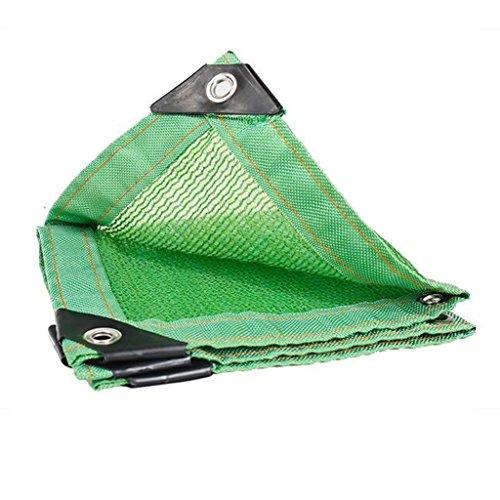 Yunyisujiao Beschermnet, polyethyleen, hoge dichtheid, groen, 6-polig, 85%, versterkingssnelheid, afdekzeil voor voortent.