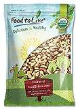 Organic Brazil Nuts, 10 Pounds – No Shell, Non-GMO, Kosher, Raw, Vegan