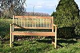 Chillroi Kingsbury Gartenbank Holz - 6