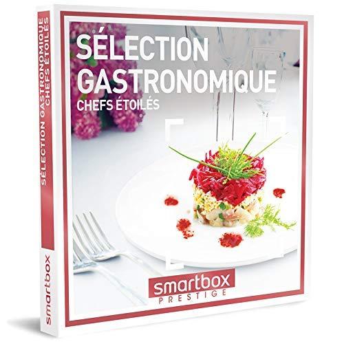 Coffret Smartbox Sélection gastronomique
