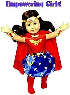 Best wonder woman 18 inch doll Reviews