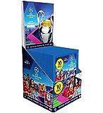 ABJ Box da 30 BUSTINE di Figurine Sticker Champions League 2020-2021