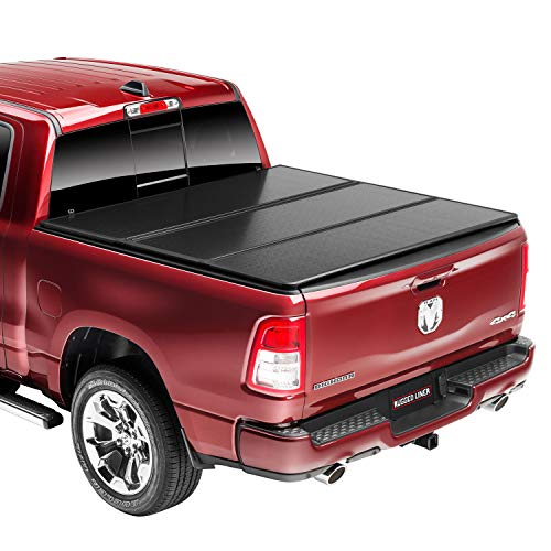 Rugged Liner E-Series Hard Folding Truck Bed Tonneau Cover | EH-T516 | Fits 2016 -2020 Toyota Tacoma 5' Bed