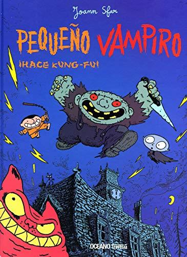 Pequeño Vampiro ¡hace kung-fu! (Historietas)