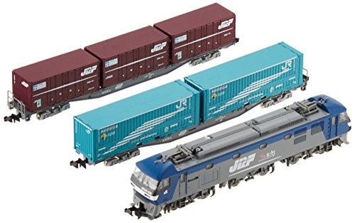 TOMIX Spur N 92491 EF210 Formular-Container Zug gesetzt (Japan Import / Das Paket und das Handbuch werden in Japanisch)