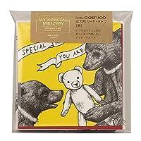 +lab D[di:] cashico 正方形 熊 351239 3セット