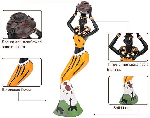 African tribal figurines _image0