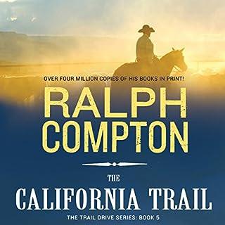 The California Trail audiobook cover art