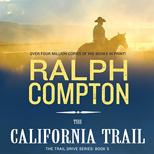 The California Trail audiobook cover art