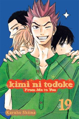 Kimi Ni Todoke: From Me to You, Volume 19