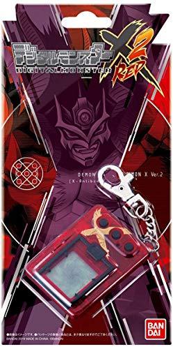 Bandai Digimon Digital Monster X Ver.2 Red Digivice Demon X-Evolution