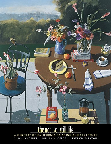 The Not-So-Still Life: A Century of California Painting and Sculpture (The Ahmanson-Murphy Fine Arts Imprint)