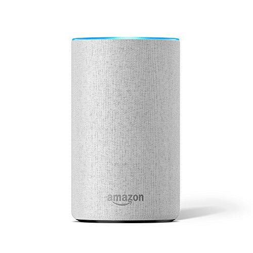 Amazon Echo 第2世代用ファブリックカバー サンドストーン